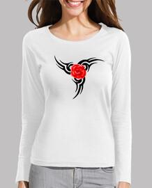 Camiseta Trival Rose