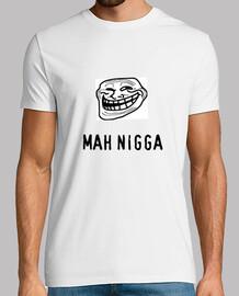 Camiseta Trollface