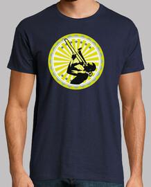 Camiseta Trombonista tocando