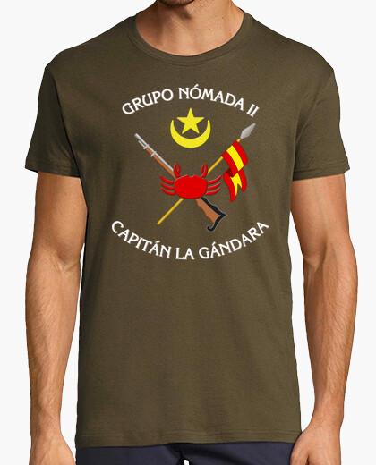 Camiseta Tropas Nomadas II mod.1