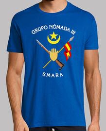 Camiseta Tropas Nomadas III mod.1