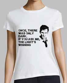 Camiseta True Detective chica