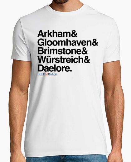 Camiseta Turismo degenerado