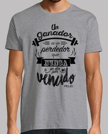 Camiseta Un Ganador - H