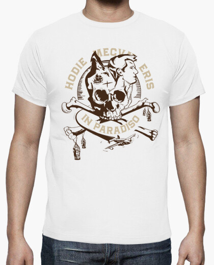 Camiseta Uncharted 4 - Pirates