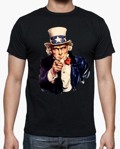 Camiseta Uncle Sam (Tío Sam)