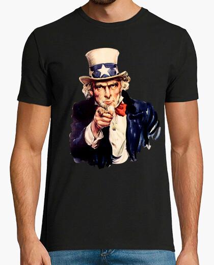Camiseta Uncle Sam (Tío Sam)