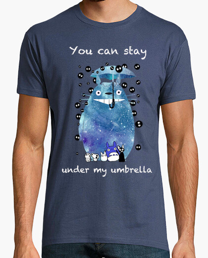 Camiseta Under my umbrella