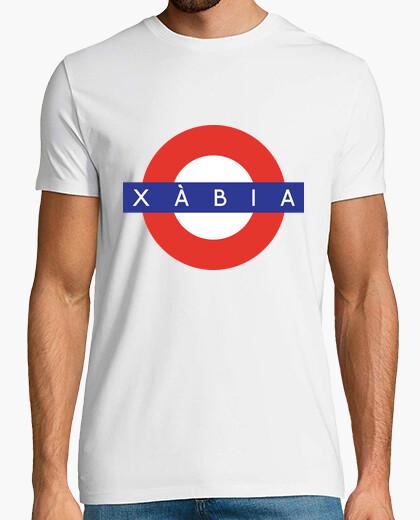Camiseta Underground Xàbia