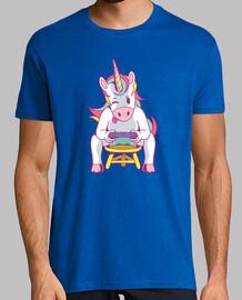 Camiseta Unicorn Gamer