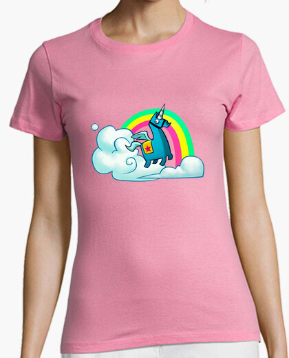 Camiseta Unicornio Fortnite