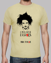 Camiseta Unisex - Friday in Love