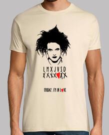 Camiseta Unisex - Friday in Love