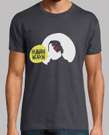 Camiseta Unisex - JL Cyborg