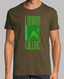Camiseta Unisex - London Calling