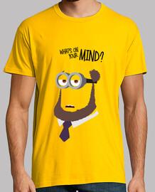Camiseta Unisex - Minifreud