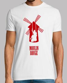Camiseta Unisex - Moulin Rouge