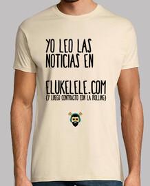 Camiseta Unisex - Noticias Ukeleleras