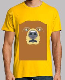 Camiseta Unisex - Oso