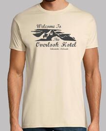 Camiseta Unisex - Overlook Hotel
