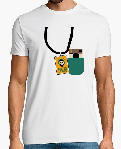 Camiseta Unisex - Photopass Ukelele Back
