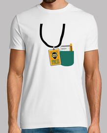 Camiseta Unisex - Press Pass