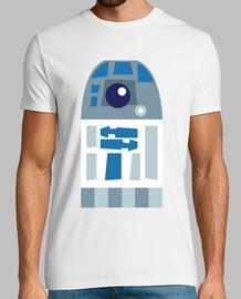 Camiseta Unisex - R2D2