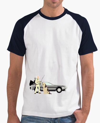 Camiseta Unisex - Regreso al Futuro