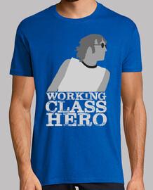 Camiseta Unisex - Working Class Hero