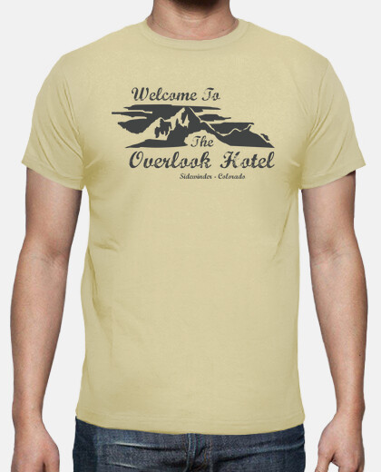Camiseta Unisex - Overlook Hotel