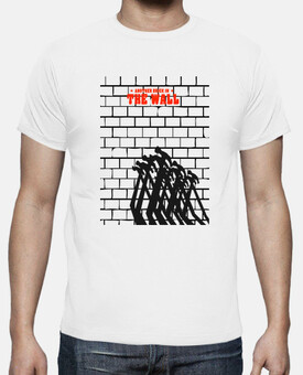 Camiseta Unisex -The wall