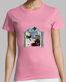 Camiseta Universe mujer