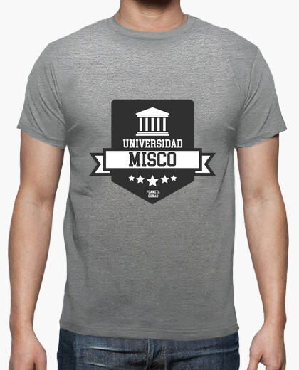 Camiseta Universidad de Misco
