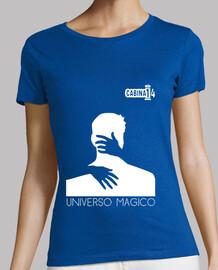 Camiseta Universo mágico