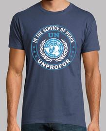 Camiseta UNPROFOR mod.1