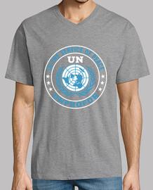 Camiseta UNPROFOR mod.2-2