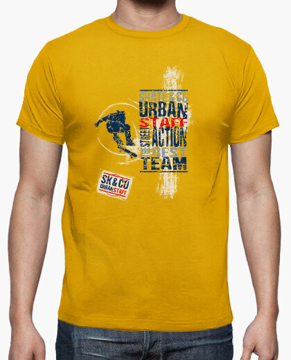 Camiseta Urban stuff