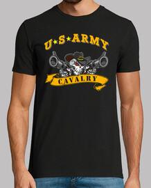 Camiseta US Cavalry mod.2