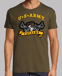 Camiseta US Cavalry mod.4