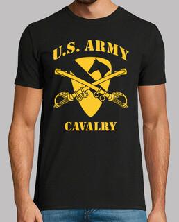 Camiseta US Cavalry mod.8