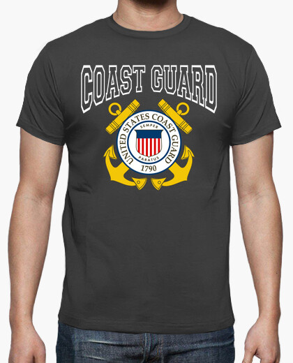 Camiseta US Coast Guard mod.04