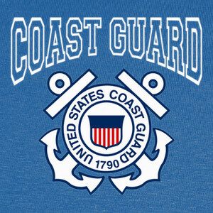 Tee-shirts Camiseta US Coast Guard mod.09