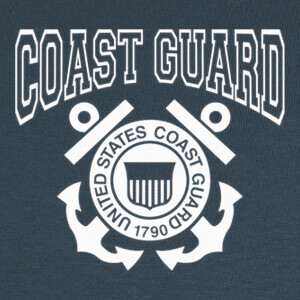 Tee-shirts Camiseta US Coast Guard mod.10