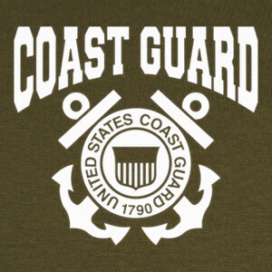 Tee-shirts Camiseta US Coast Guard mod.11
