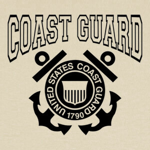 Tee-shirts Camiseta US Coast Guard mod.12