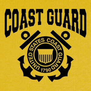Tee-shirts Camiseta US Coast Guard mod.13