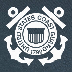 Tee-shirts Camiseta US Coast Guard mod.18
