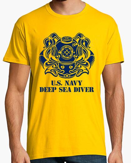 Camiseta US NAVY Deep Diver mod.1-3