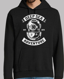 Camiseta US NAVY Deep Diver mod.3