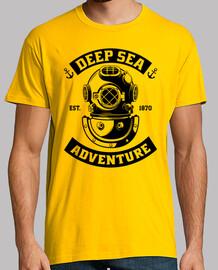 Camiseta US NAVY Deep Diver mod.4